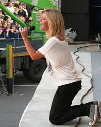 Настя Задорожная, актриса, певица: «Я не тот человек, который сильно заинтересован в пиаре»